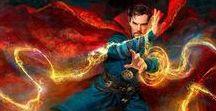 Dr Strange / The best illustrations of Dr Strange (Marvel)