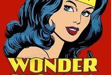 Wonder Woman / The best illustrations of Wonder Woman (DC)