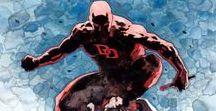 Daredevil / The best illustrations of Daredevil (Marvel)