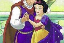 Snow White and Florian / The best illustrations of Snow White (Disney Princess)