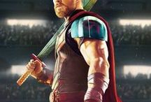 Thor / The best illustrations of Thor (Marvel)