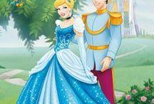 Cinderella and Henry / The best illustrations of Cinderella (Disney Princess)