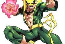 Iron Fist / The best Illustrations of the Iron Fist (Marvel)