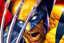 Wolverine / The best illustrations of Wolverine (Marvel)