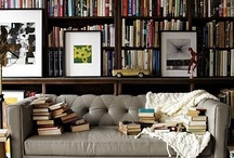 Decorating with Books / Magazines / by Vivien A