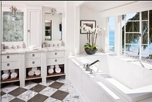 bathroom / by Vickie Boyer