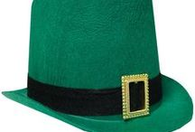 St. Patrick's Day | March 17 / Party Ideas. Green Accessories. Irish Celebrations. Decorations. Crafts. Recipes. Drinkware. Tableware.