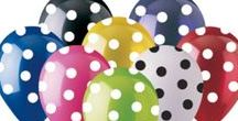 Balloons & Inflatables / Because no party is complete without air-filled accessories. Balloons & inflatables galore!