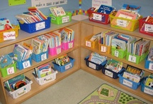 Classroom: Library / by Lisa LisaML