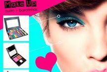 Maquiagem / Realce sua beleza natural