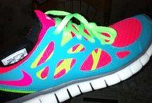 Groovy Sneakers / by Kim Turner