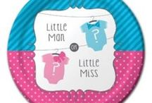Baby Showers / Decorating Ideas. Party Supplies. Tableware. Baby Shower Games. Crafts. Recipes.