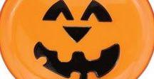 Halloween | October 31 / Parties. Halloween decorations. Crafts. Recipes. Tableware.