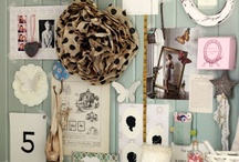 Inspiration Board / Mood board, inspiration board, visualization board... For being inspired and surrounded by beauty / by Vivien A