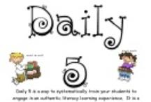 Classroom: Daily Five / by Lisa LisaML