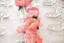 Pink theme / by Scratch Weddings