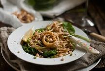 Pasta / Spaghetti, linguini, risotto, carbs of all kinds