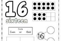 Math: Number Talks / by Lisa LisaML