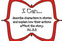 CCSS I Can... / by Lisa LisaML