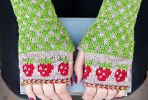 Our Designs / Knitting and crochet patterns designed by the Knitting Bee team. Available at the Bee, on our website, or ravelry.