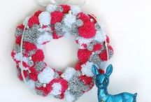 Ho-Ho-Holiday / Let's deck the halls with YARN! Ideas, inspiration and knit & crochet patterns for Christmas and Hanukkah.