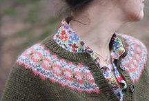 Knit : Sweater : Patterns
