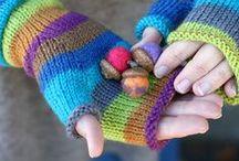 Knit : Hands : Patterns