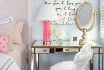 Sadie's bedroom / by Polly H.