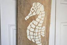 Seahorses & Sailboats forever / by Grace Profancik