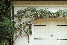 Garden Inspiration and Tips / Landscaping ideas, garden design, gardening tips. Outdoor decks and porches, fences, etc