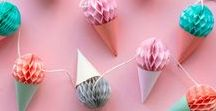 Party Decorations & DIY / Learn how to make cute &fun decorations for any type of party using some of our products.