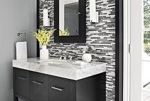 HOME: Bath Cabinets
