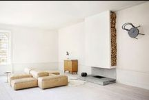 living rooms / by Lucia Lopez