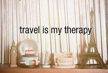 :: travel :: / by Emily Johnson