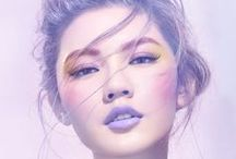 Beauty / eyes, lips, face, hair, nails