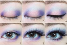 makeup / I'm a bit over the top when it comes to makeup.  (As if anything else about me is minimalistic!)  Great makeup tips, Smokey Eye, Mac, natural makeup, dramatic evening makeup.   / by Evolutionz Face & Body Art