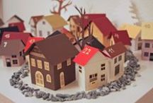 advent calendars / by Karen Ledgerwood