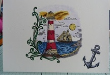 ART - ATC's - Artist trading cards & Tag Art / Artist Trading cards and Tags / by Julie Richards