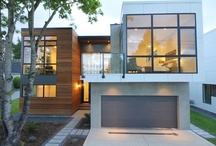 Sustainability by Design: the architecture of green living / LEED certified housing / by BlenderBabes