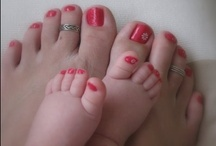 Toe Nail Care by ASK Cosmetics Inc. / Give your toe nails some TLC with a good nail conditioner such as TIPS for Toes.  You will see a noticeable difference in a short time.