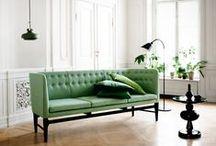 Interiors / Design & decoration.