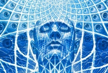 """ART - Visionary  / Visionary art begins by listening to the inner voices and inner perception of the soul.Visionary artists make art because they feel like they have to make it —it comes from a strong inner belief, or """"vision."""" / by Julie Richards"""