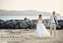 Bride & Grooms / by Windjammer Landing