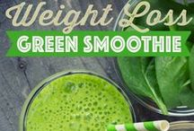 Tasty Green Smoothies / Green Smoothie Recipes + All Things Green Smoothies! / by BlenderBabes