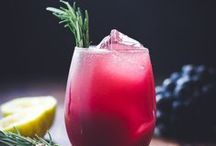 Cocktails & Mocktails / Looking for an adult drink recipe that will knock your socks off!! Blender Babes brings you some super delicious drink recipes with and without alcohol. / by BlenderBabes