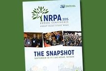 Get Learning! / The NRPA Annual Conference is the premier annual event of the park and recreation community. The three-day conference brings together more than 7,000 park and recreation professionals, citizen advocates and industry suppliers for amazing networking opportunities, hundreds of educational sessions and the industry's largest trade show showcasing the products and services of nearly 400 exhibitors. NRPA also offers numerous professional development schools held throughout the year.