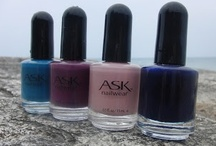 Beauty Blog by Lisa - My Swatches / Some of my favourite polishes are on display here.  Enjoy!