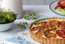 Recipes :: Savoury Tarts & Pies