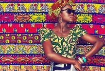 Styling: African