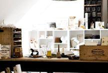 Studio Ideas / by Anicka Olsen